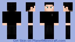 Star trek into darkness: John Harrison Minecraft Skin