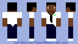Kid-Cudi Minecraft Skin