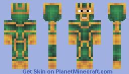 --=[Kick A$$]=-- Minecraft Skin