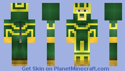 Kick-ass Minecraft Skin