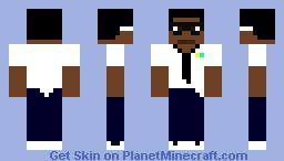 Kid Cudi skin! - Edited Minecraft Skin