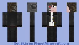 Cyborg Minecraft Skin