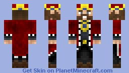 King Harald The Brave - 3D Details - Minecraft