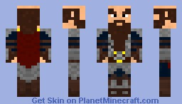 King_Thordal (young) Minecraft Skin