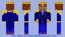 King of Amonduin Minecraft Skin