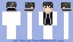 Kirito [WIP] Minecraft Skin
