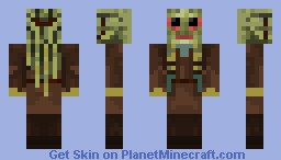 Kit Fisto Minecraft