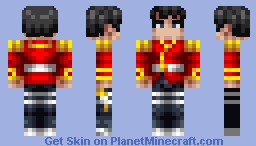 [PMC Imagination] Knarfer Minecraft Skin