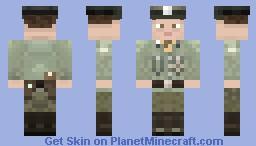 Knights Cross Holder re-imagined Minecraft Skin