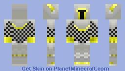 Knight skin Minecraft Skin