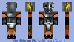 Knight Minecraft Skin