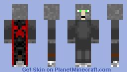 First Knight D: Minecraft Skin