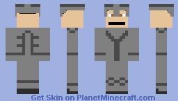 The Grey Knight (Medieval Skin Contest) Minecraft Skin