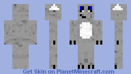 Koala Skin Minecraft Skin