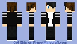 Cool Guy (LoL I dunno) Minecraft Skin