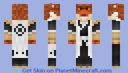 Komamura Sajin Minecraft Skin