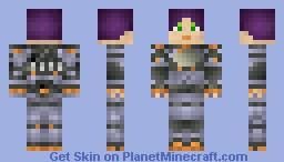 Konoko (Oni) Minecraft Skin