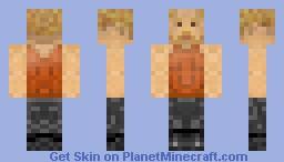 Korben Dallas Minecraft Skin