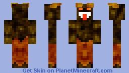 Krampus Version 2 Minecraft Skin