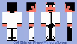 Kunio DNK Minecraft Skin