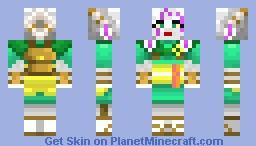 Tamiyo [Magic the Gathering Planeswalker] Minecraft Skin