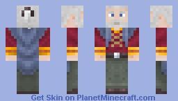 Elder Marconi Minecraft Skin