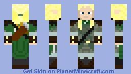 Legolas(LOTR) Minecraft Skin