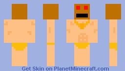 LMFAO robot Minecraft Skin