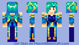 League of Legends-Sona