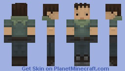 d3skins: Young Adventurer Minecraft Skin