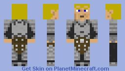 LOTR Solider Minecraft Skin