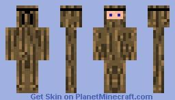 log ninja Minecraft Skin