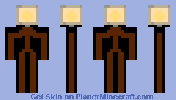 lampy the lamp man (contest) Minecraft Skin