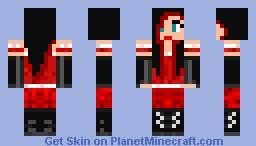Lauren Minecraft Skin