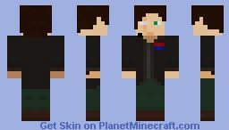 Lawson the Jedi Minecraft Skin