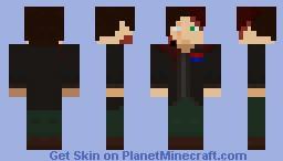 Lawson the Jedi - Battle Worn Minecraft Skin