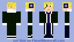 Laxus Dreyar [Fairy Tail] Minecraft Skin
