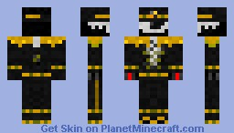 Twisted Fate Skin Minecraft Skin
