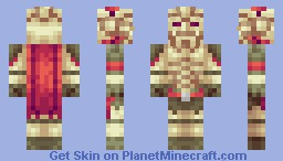 Legate Lanius Minecraft Skin