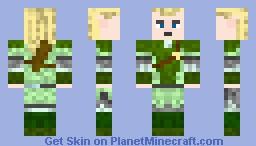 Legolas Minecraft Skin