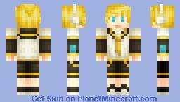 Len Kagamine [Vocaloid] Minecraft
