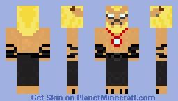Leomon! Minecraft Skin