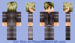 Leon Scott Kennedy (RE 6) Jacket Minecraft Skin