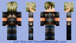 Leon S. Kennedy Minecraft Skin