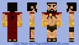 Leonidas - 300 Minecraft Skin