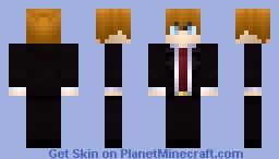 Leo (Fairy Tail) Minecraft Skin