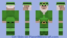 Leprechaun Minecraft Skin