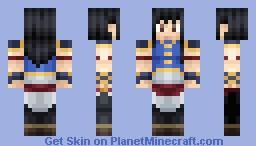 Li Xingke Minecraft Skin