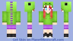 Lil Dino - (Weird...) Minecraft Skin