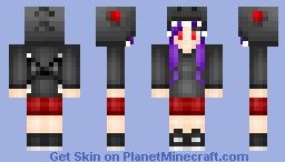 Lil' Dragon Minecraft Skin